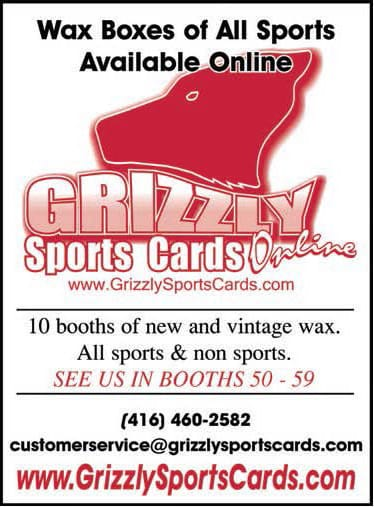 26 SCME18MAY Grizzly Sports Cards - Magazine