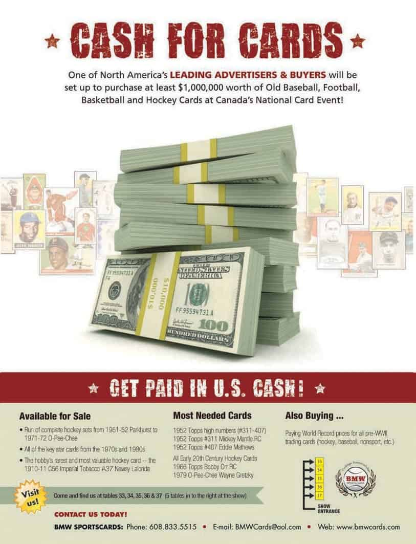 SCME18 NOV Ad Cash for Cards - Magazine